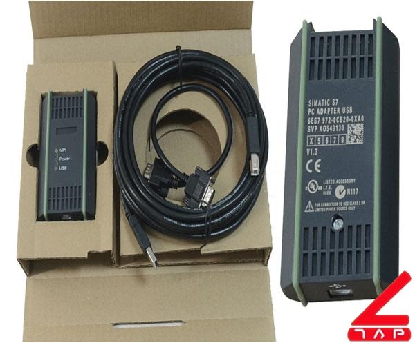Cáp lập trình Siemens S7-200/300/400 PLC