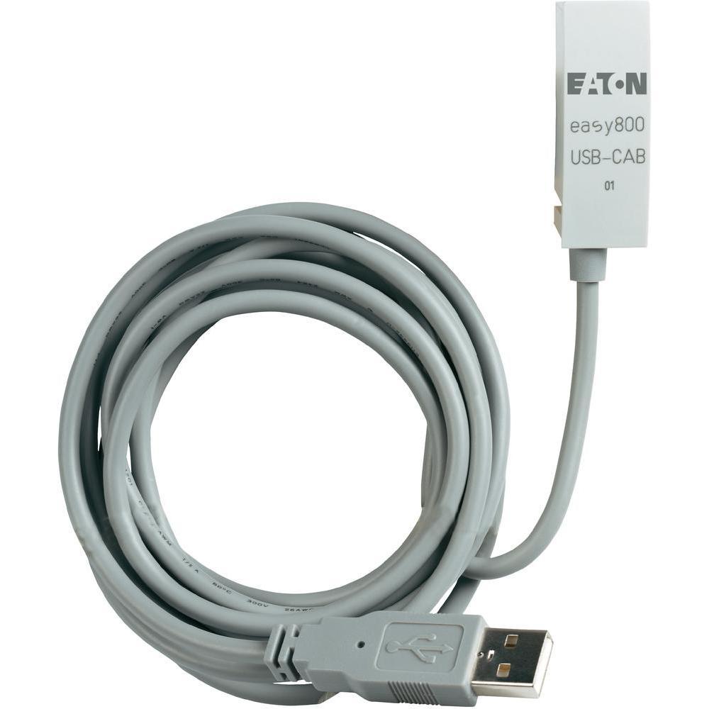 Cáp lập trình EASY800-USB-CAB cho PLC Moeller EASY800