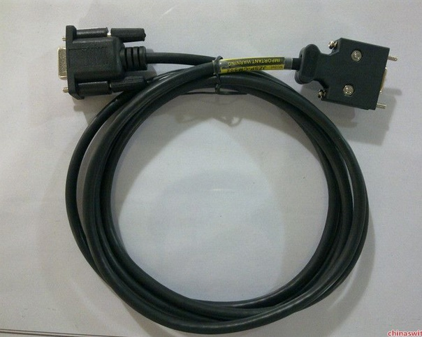 Cáp kết nối biến tần YASKAWA với Servo JZSP-CMS02