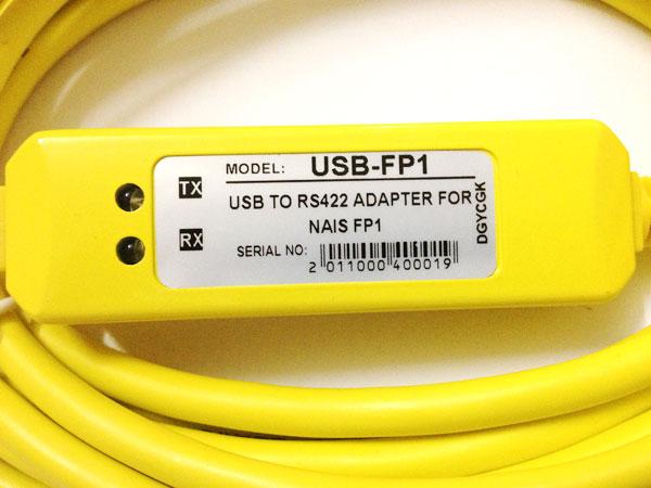 Cáp lập trình USB-FP1 cho PLC Panasonic FP1