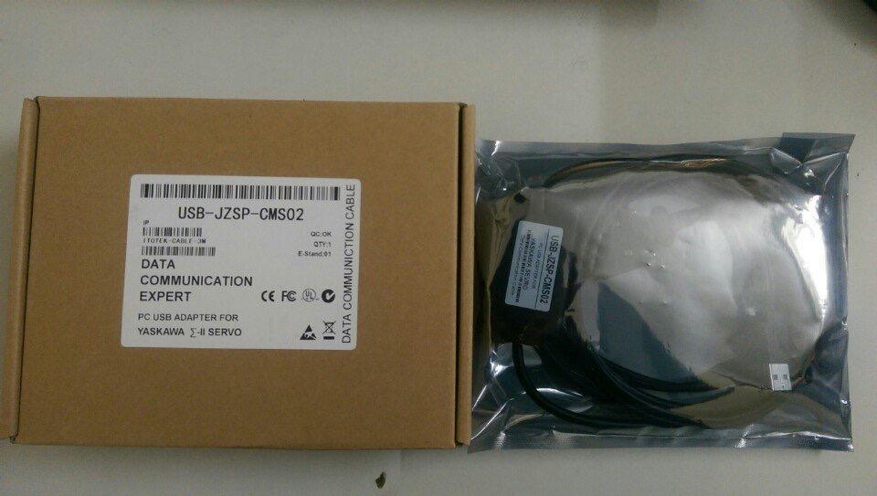 Cáp lập trình biến tần YASKAWA USB JZSP-CMS02