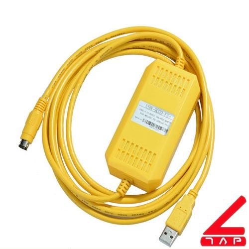 Cáp lập trình USB-SC09 FX+ cho PLC Mitsubishi FX