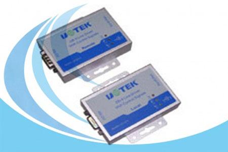 Bộ Repeater và chống sét UTEK UT-2212 cho RS232