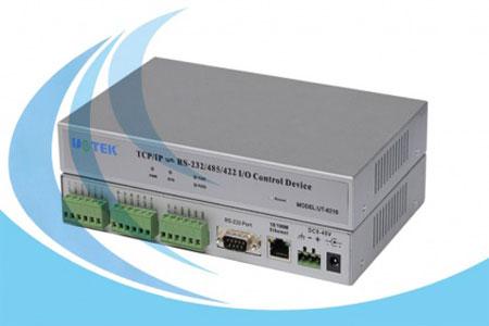 Bộ chuyển đổi UTEK UT-6210 RS-232/485/422 sang Ethernet TCP/IP